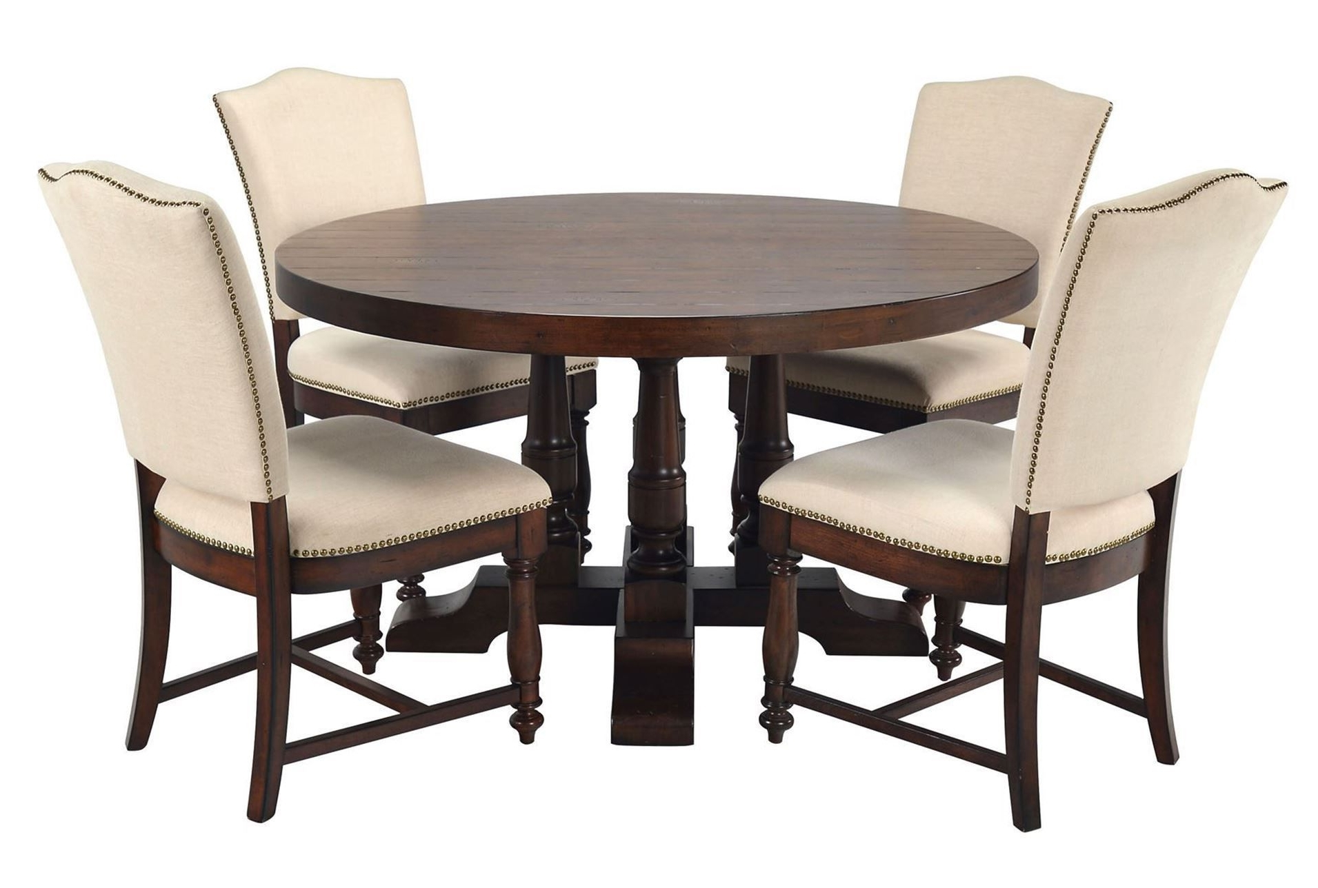 Jayanand Home For Macie 5 Piece Round Dining Sets (View 12 of 25)