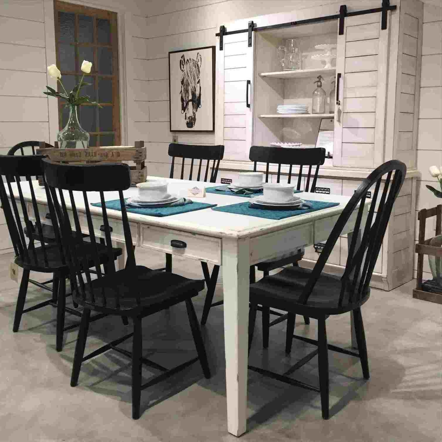 Joanna Gaines Farmhouse Dining Table (Gallery 16 of 25)
