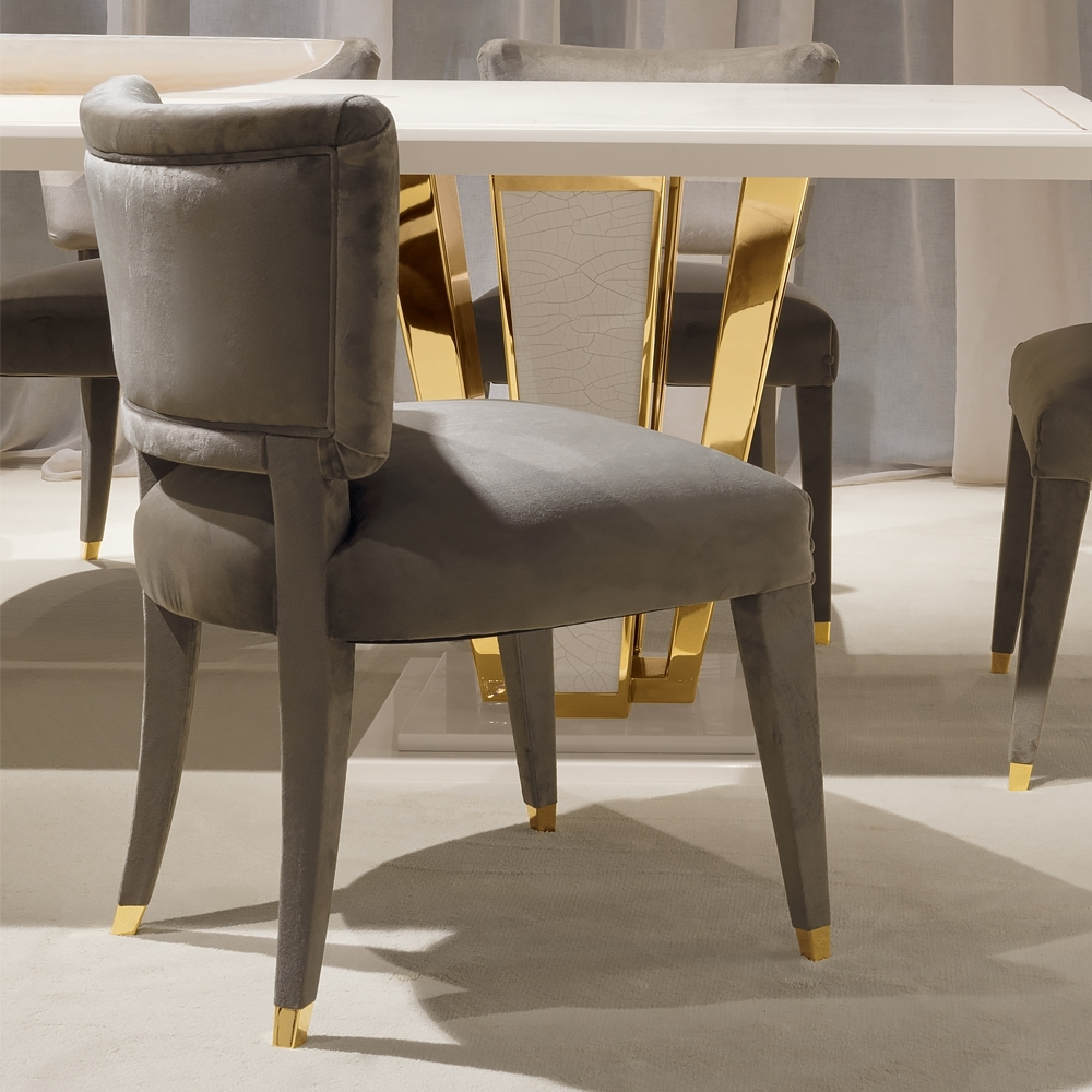 Juliettes Interiors In Current Velvet Dining Chairs (View 4 of 25)