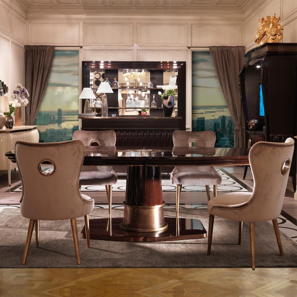 Juliettes Interiors Regarding Trendy Walnut Dining Table Sets (Gallery 4 of 25)