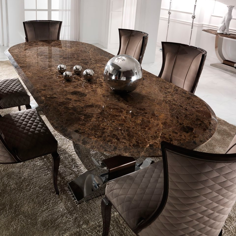 Juliettes Interiors Within Marble Dining Chairs (View 22 of 25)