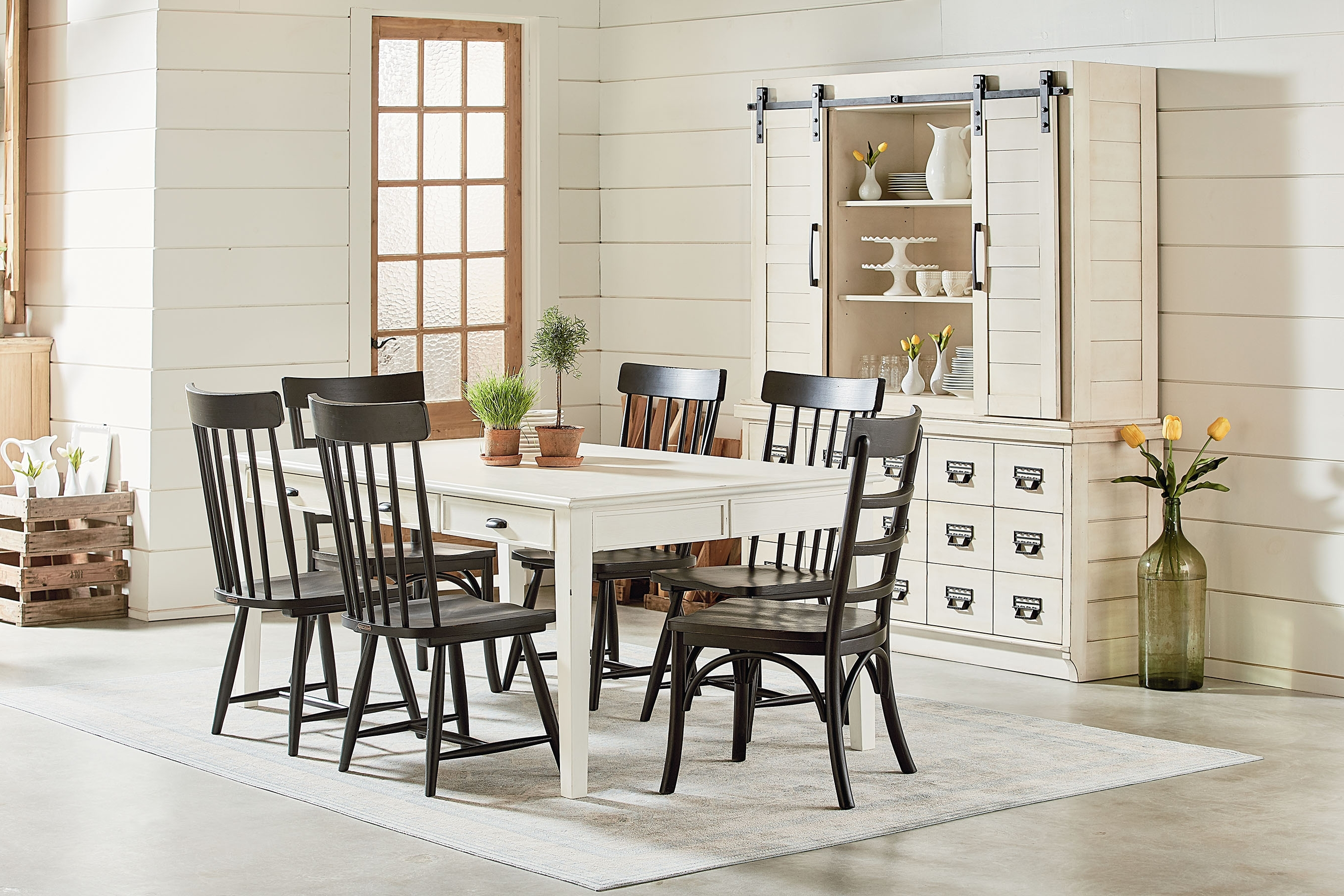 Keeping Dining Table - Magnolia Home with regard to Trendy Magnolia Home Bench Keeping 96 Inch Dining Tables