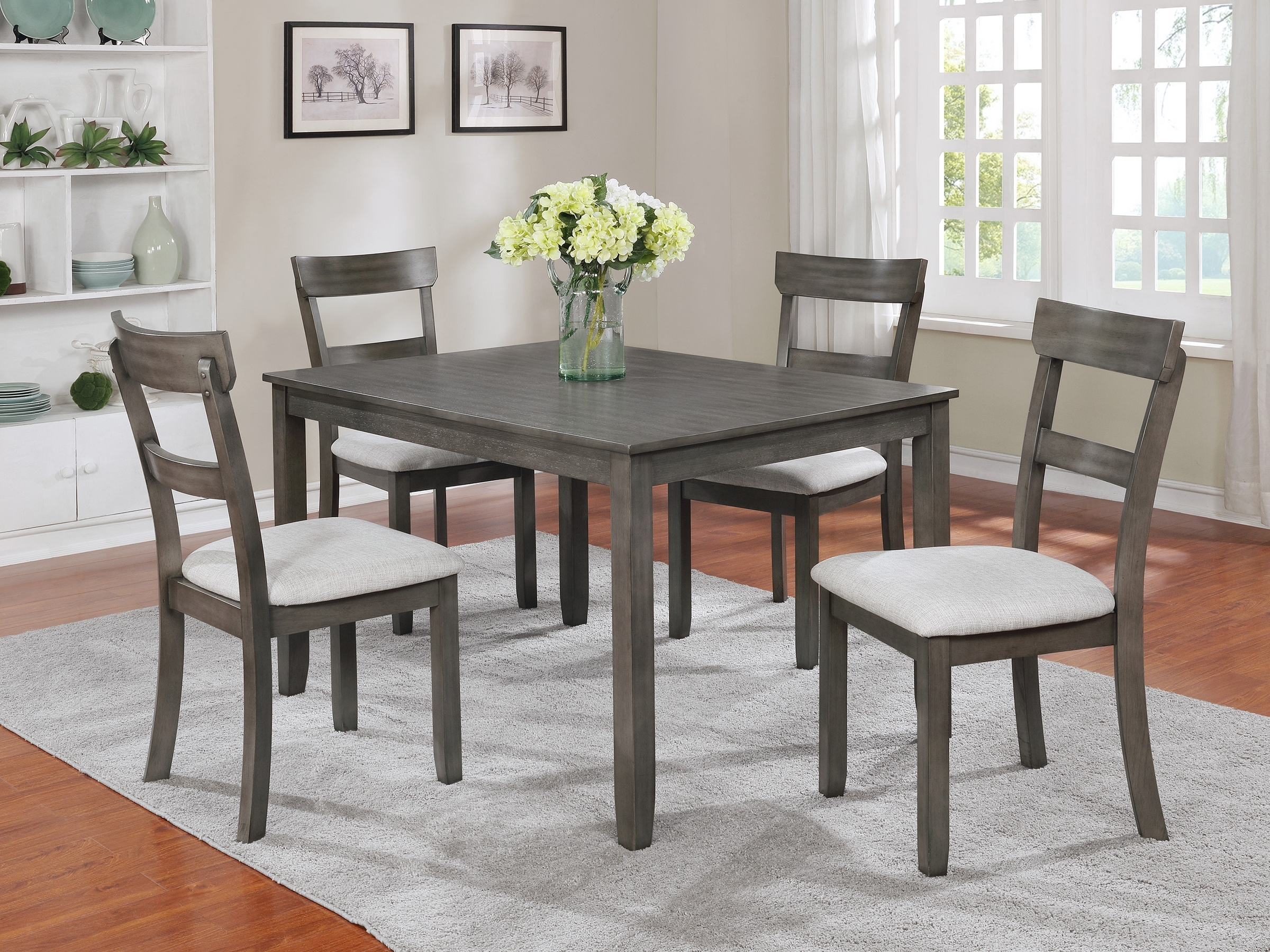 Kingston Dining Tables And Chairs For Newest 77A2254G (View 10 of 25)