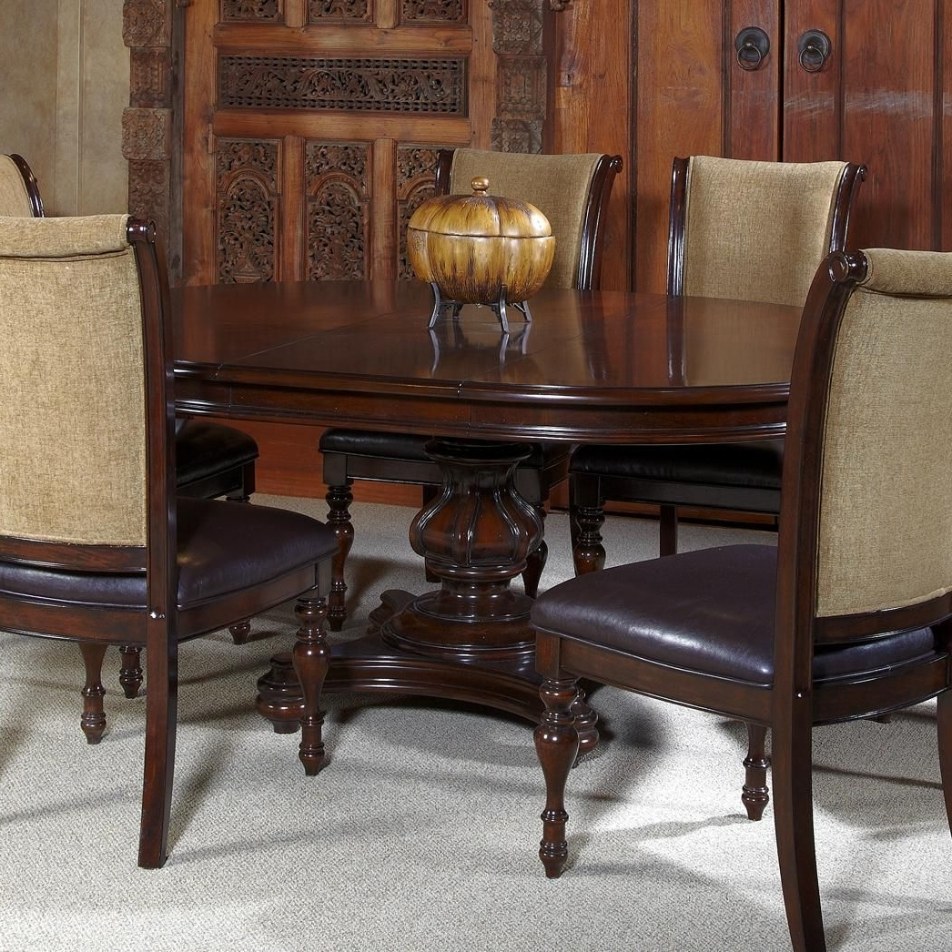 Kingston Plantation Oval Dining Tableliberty Furniture With 2017 Kingston Dining Tables And Chairs (View 21 of 25)