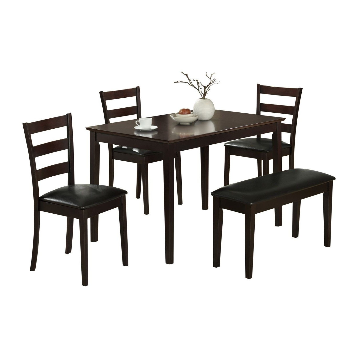 Kirsten 5 Piece Dining Sets For Most Current 5 Piece Dining Set (Gallery 6 of 25)