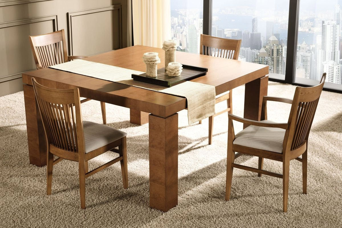 Kitchen Dining Table And Its Benefits – Home Decor Ideas Within Well Known Small Dining Tables (View 5 of 25)