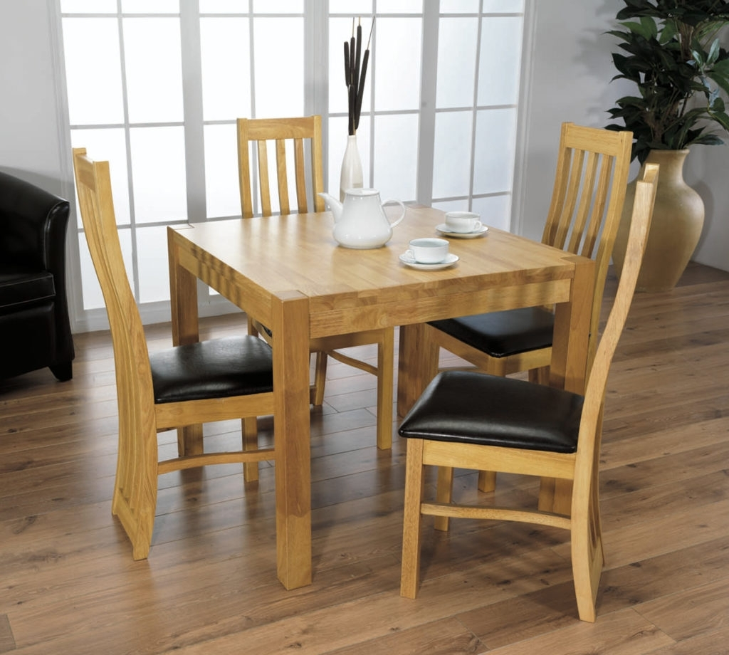 Kitchen : Small Round Dining Table Kitchen Table Sets Folding Dining in 2017 Compact Folding Dining Tables And Chairs
