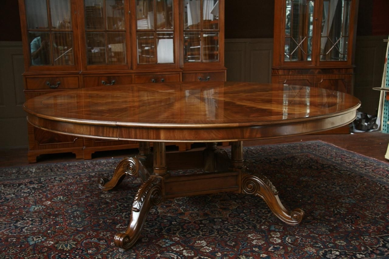 Large Round Dining Table Large (View 15 of 25)