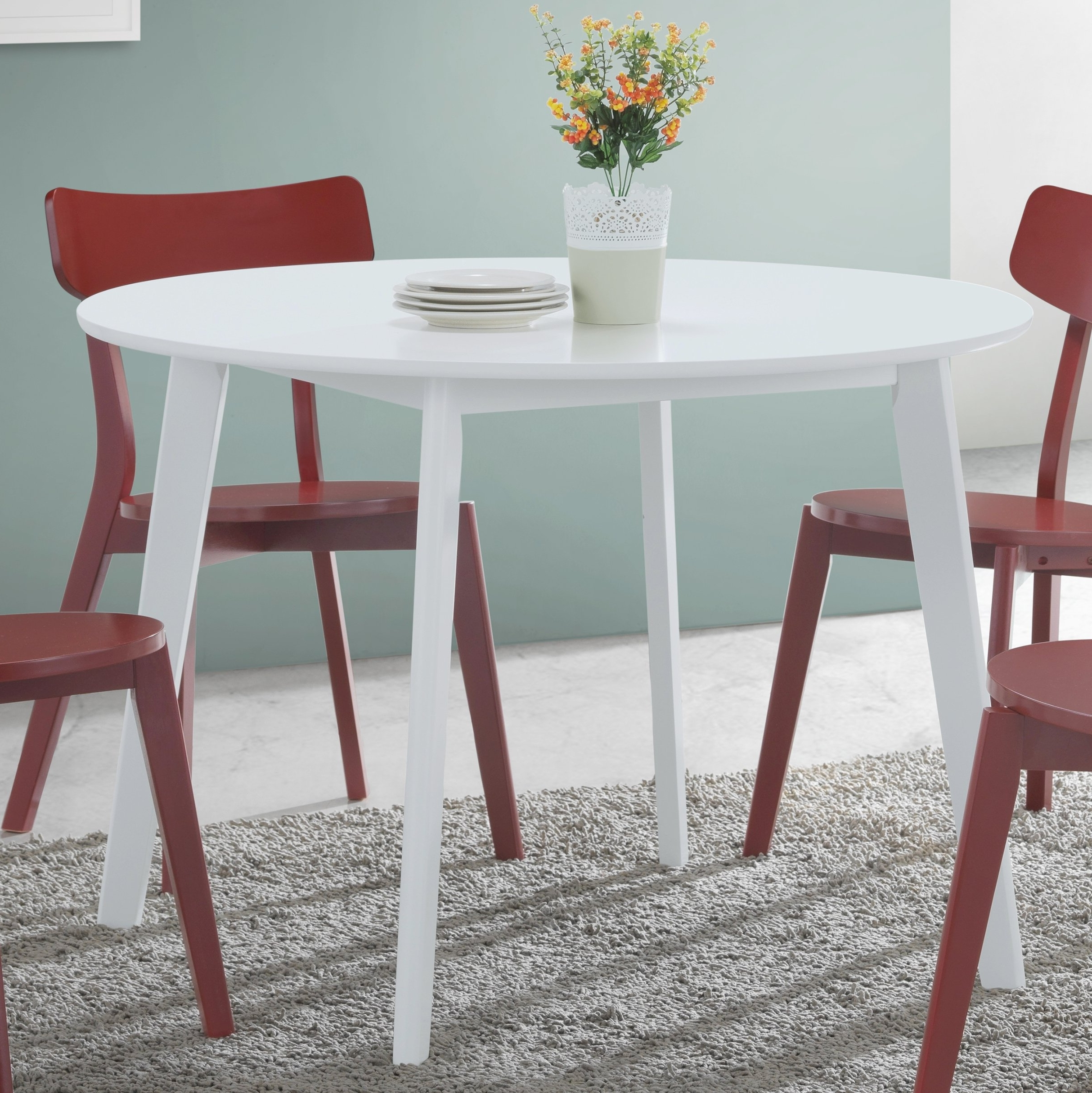 Lassen 5 Piece Round Dining Sets For Most Recently Released Cheap Dining Furniture Contemporary, Find Dining Furniture (View 7 of 25)