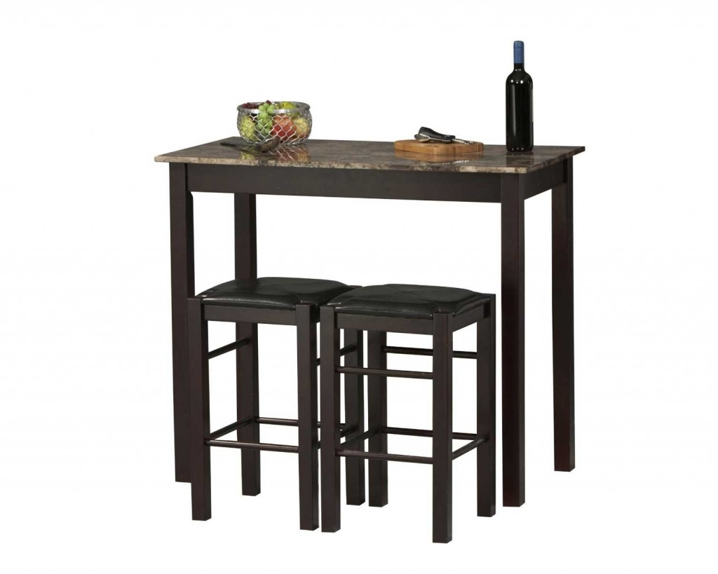 Latest 3 Hot Deals For Small Kitchen Table With Reviews (View 10 of 25)
