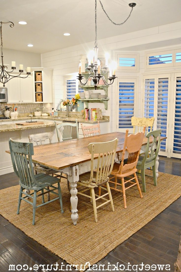 Latest 36 Best Dining Room Images On Pinterest (View 5 of 25)