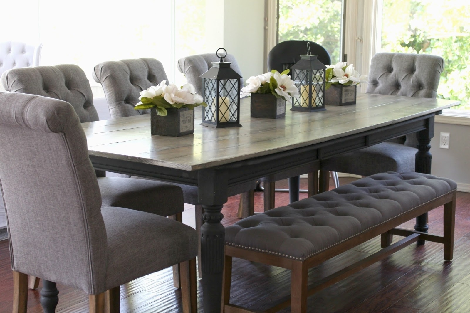 Latest Amazing Dining Room Furniture Teak Wood For 10 Round Manufactured Pertaining To Craftsman Round Dining Tables (View 14 of 25)
