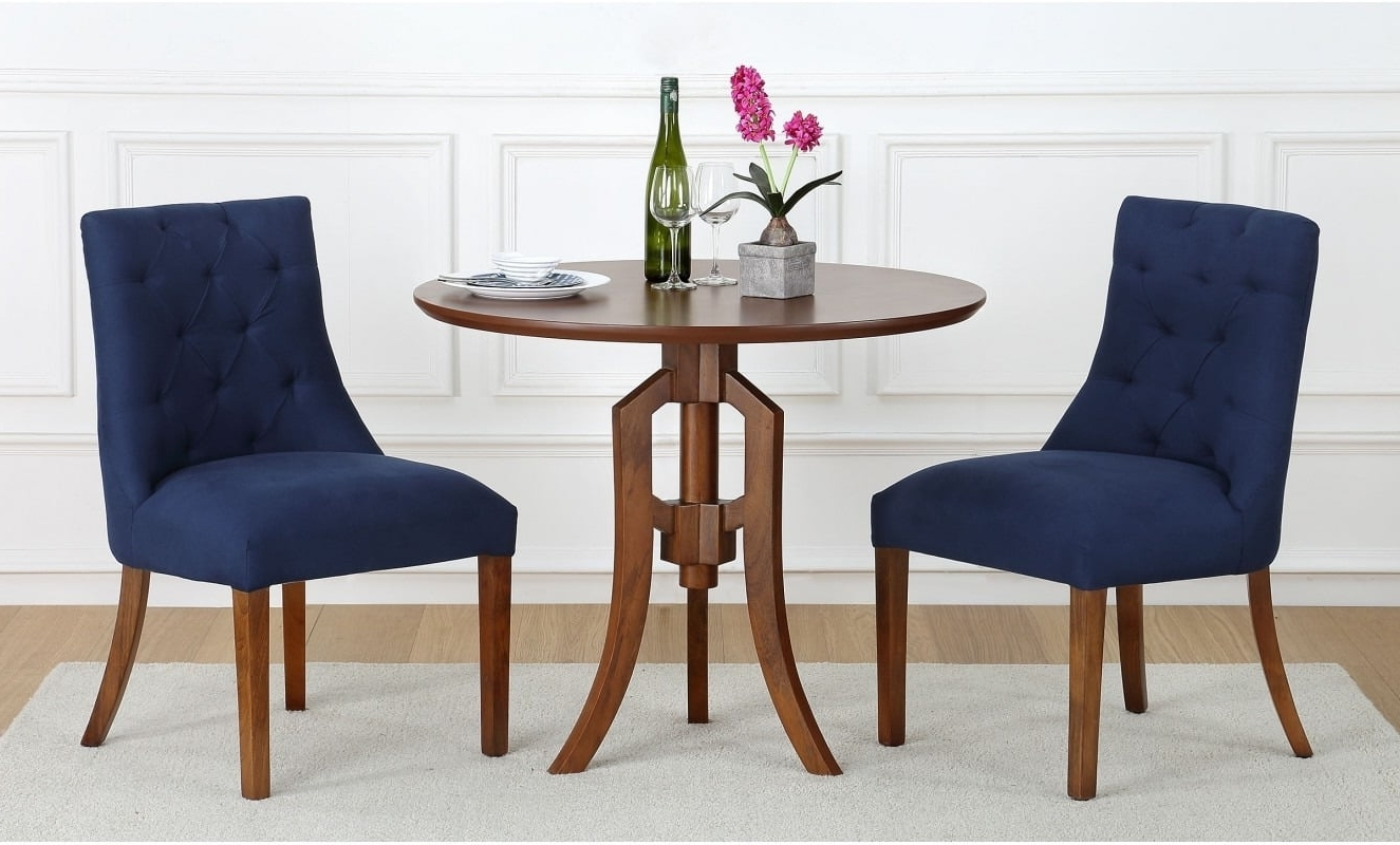 Latest Buy Patras 2 Seater Dining Table Online – Furnspace Intended For Two Seater Dining Tables (View 22 of 25)