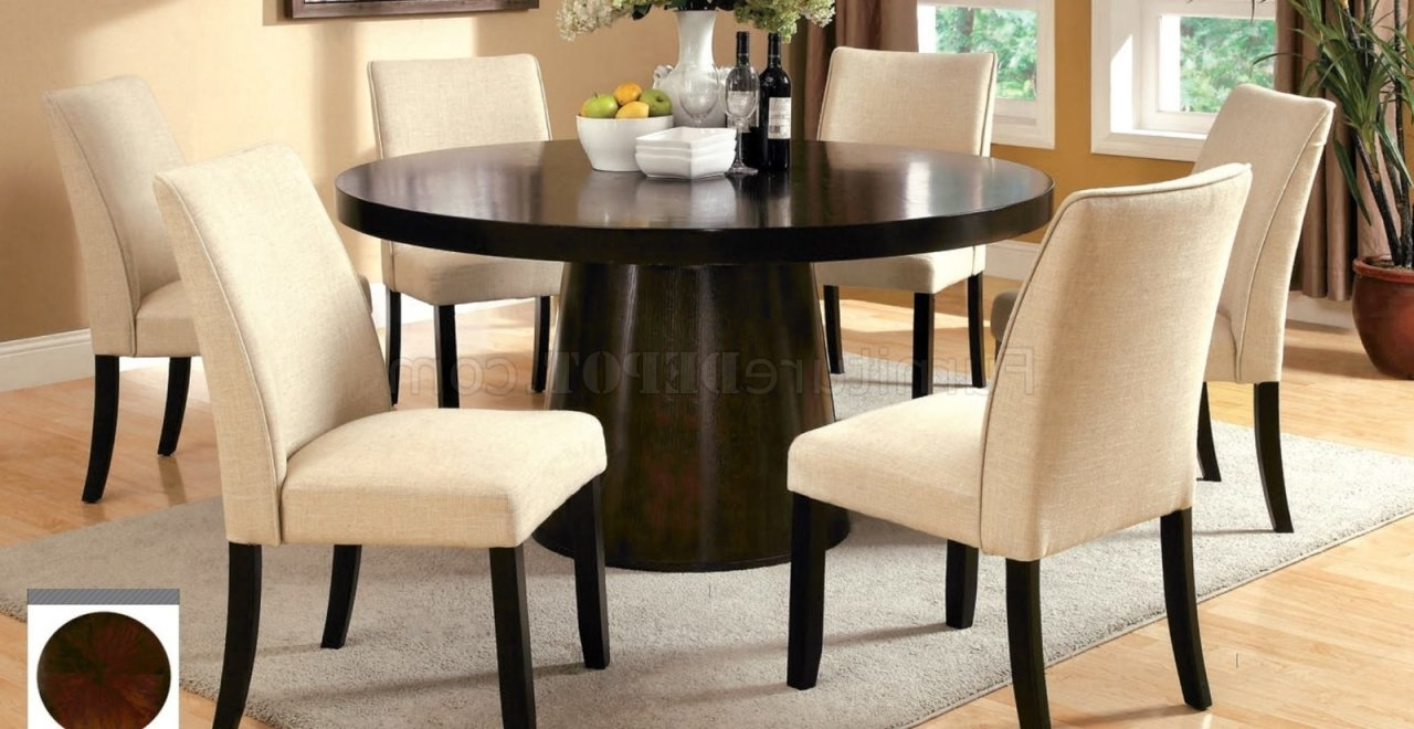 Latest Cm3849T Havana Dining Table In Espresso W/options Throughout Havana Dining Tables (View 17 of 25)