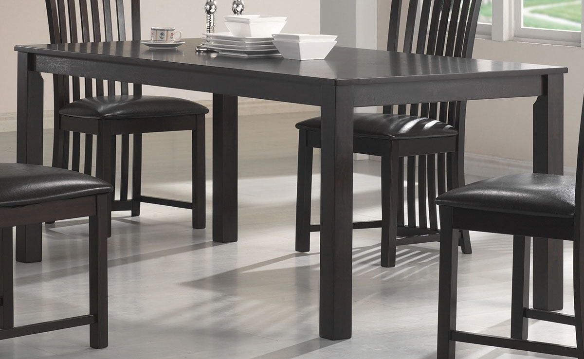 Latest Coaster Hayden Dining Table 103231 At Homelement For Hayden Dining Tables (View 14 of 25)