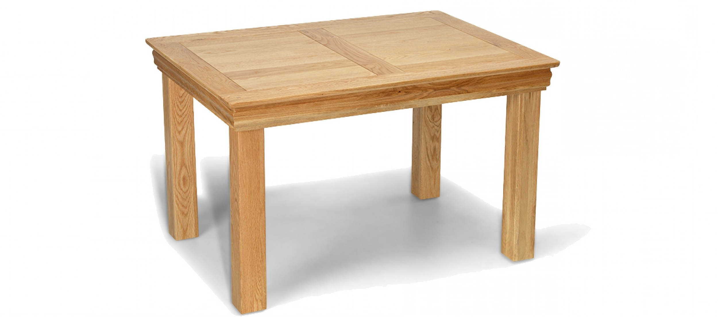 Latest Constance Oak 125 Cm Dining Table (View 11 of 25)