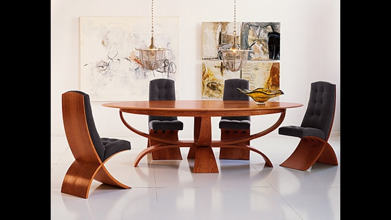 Latest Dining Table Designs India (View 24 of 25)