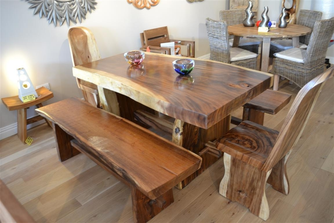 Latest Find The Best Loving Solid Wood Dining Table Sets You'll Love (View 8 of 25)
