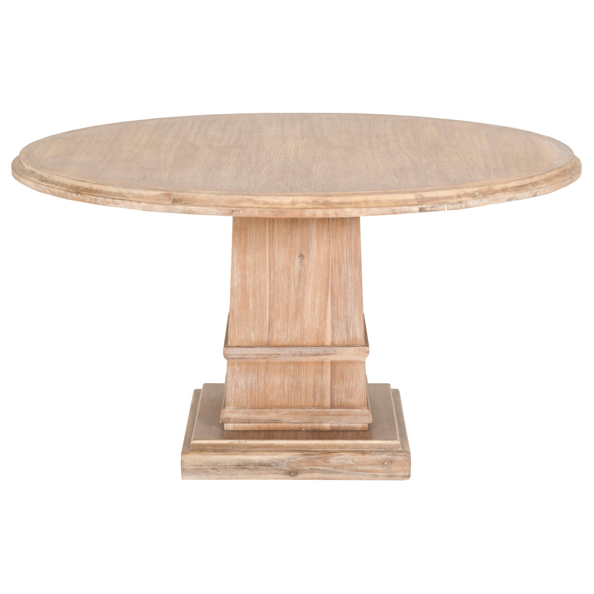 """Latest Hudson Round Dining Tables For Hudson 54"""" Round Dining Table (View 4 of 25)"""