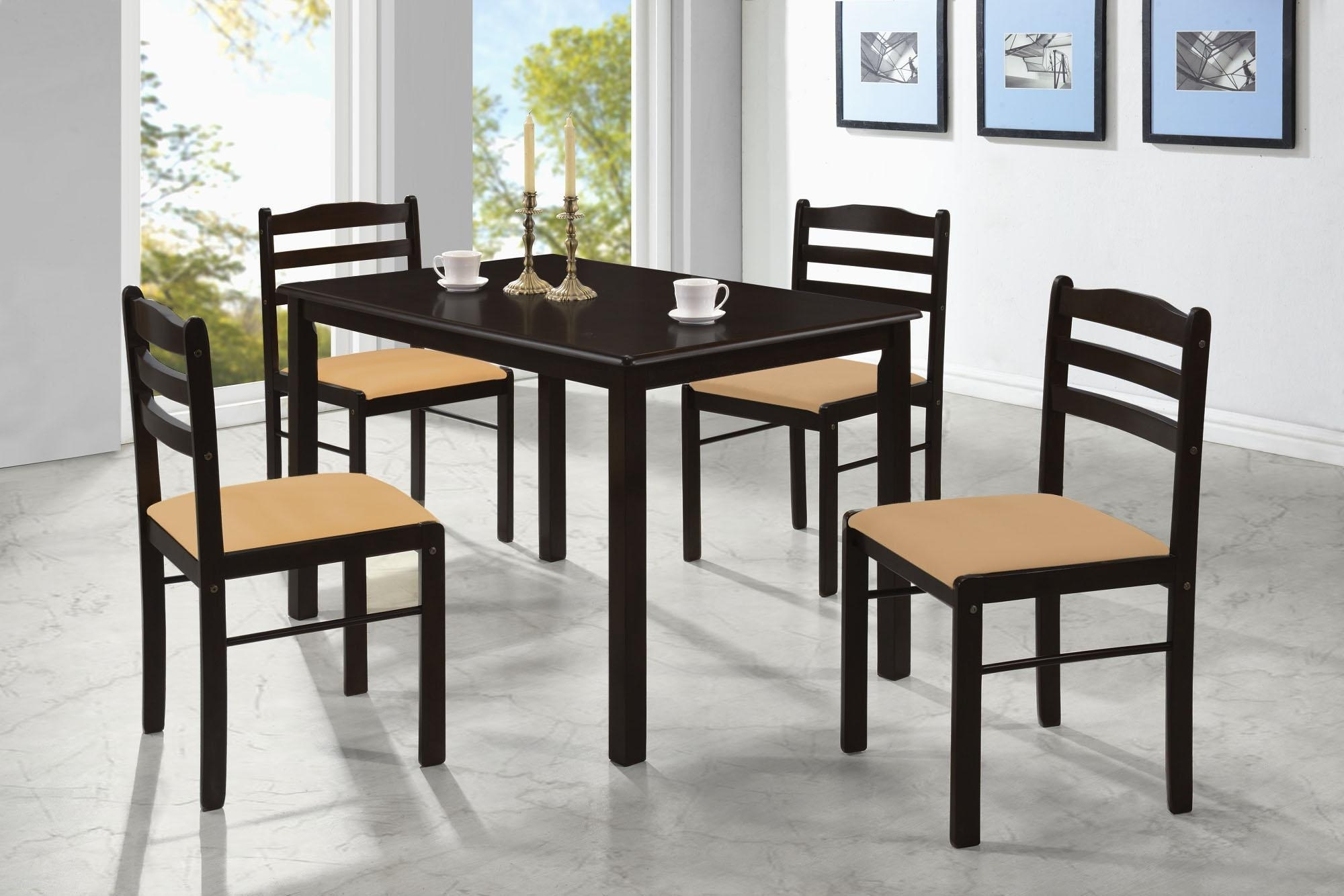Latest Kitchen Furniture For Sale – Dining Furniture Prices, Brands Pertaining To Cheap Dining Tables And Chairs (View 18 of 25)