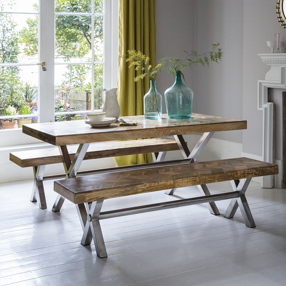 Latest Logan Dining Tables Intended For Logan Dining Table – Medium (View 5 of 25)