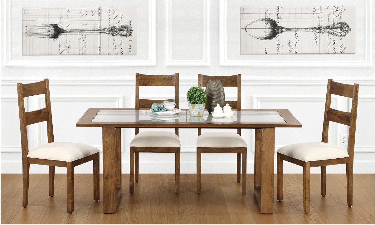 Latest Magnificent Glass Top Dining Table (View 5 of 25)