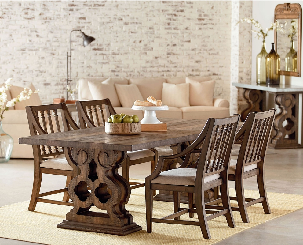 Latest Magnolia Home Keeping Dining Tables In Magnolia Home Dining – Sigman Mills Furniture (View 8 of 25)