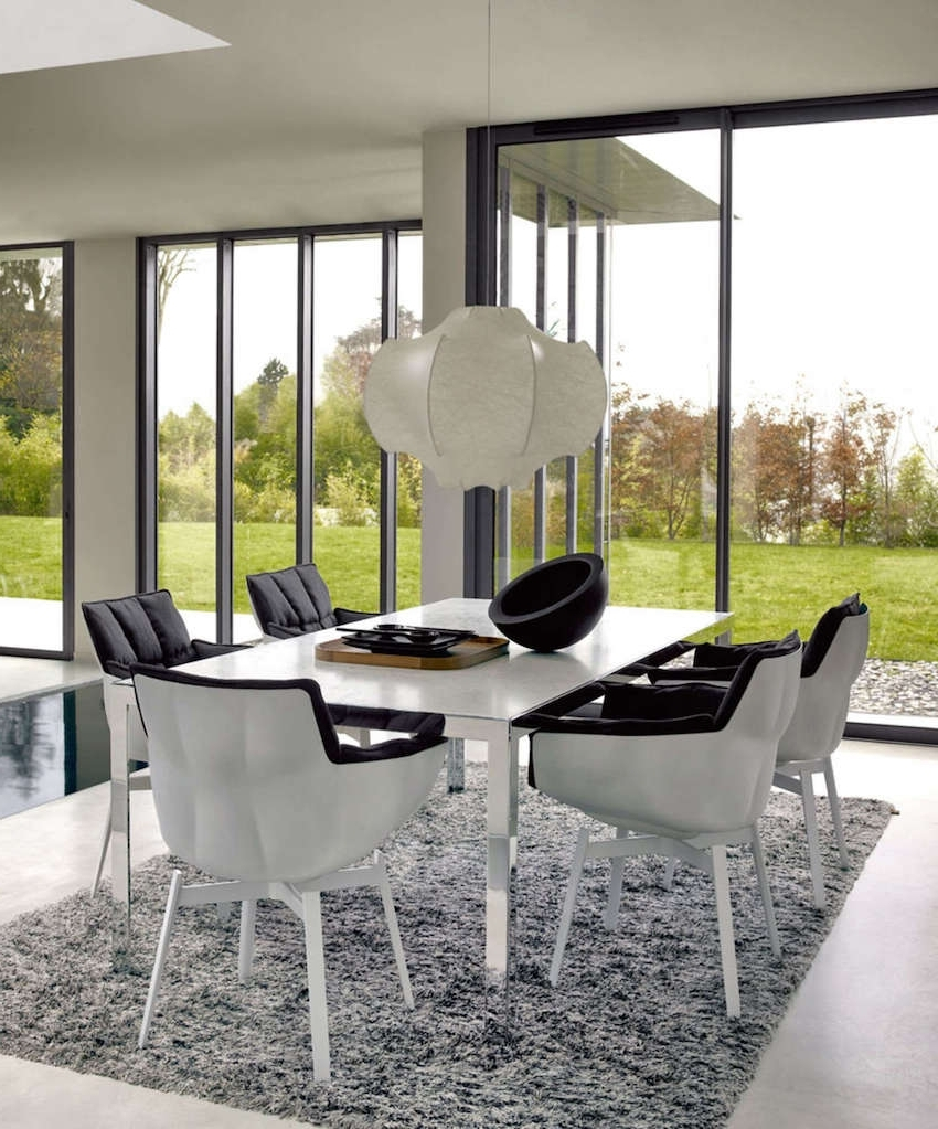 Latest Modern Dining Sets Regarding 10 Awesome Modern Dining Room Sets That You Will Adore (View 24 of 25)