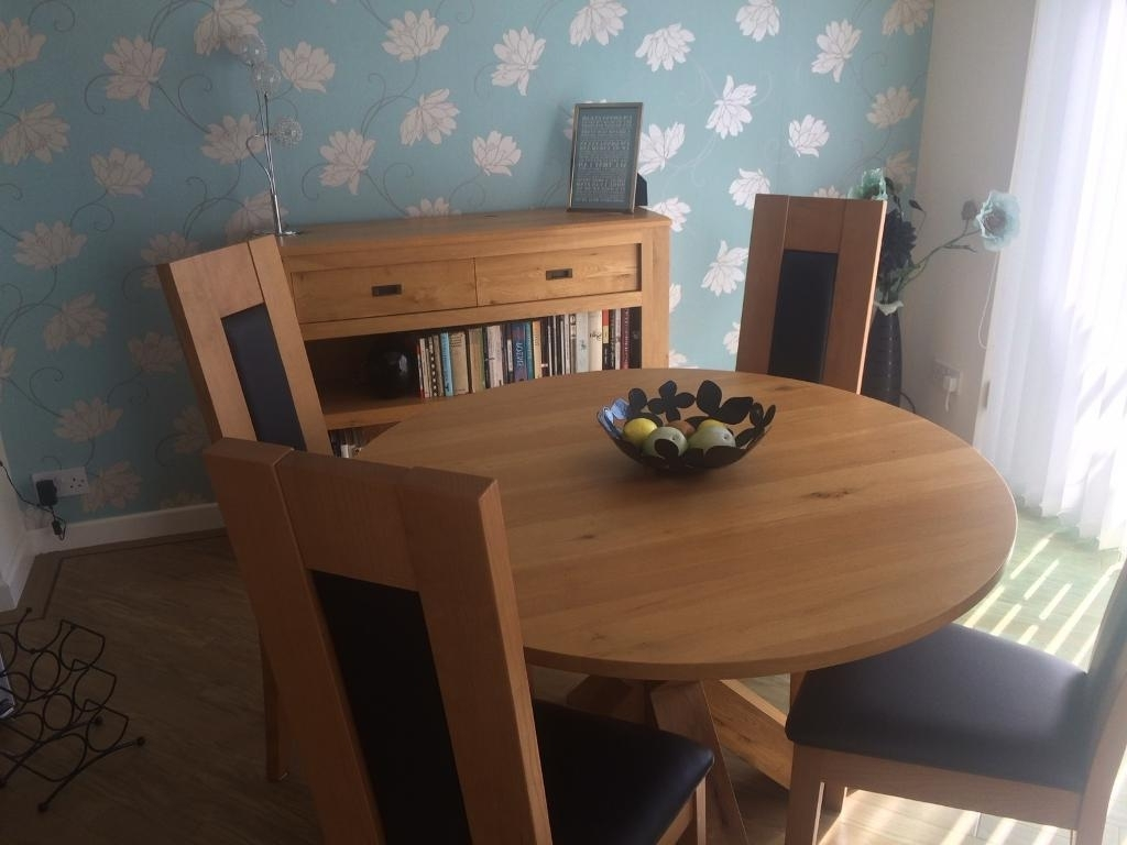 Latest Next Hudson Dining Table And 4 Chairs (View 13 of 25)