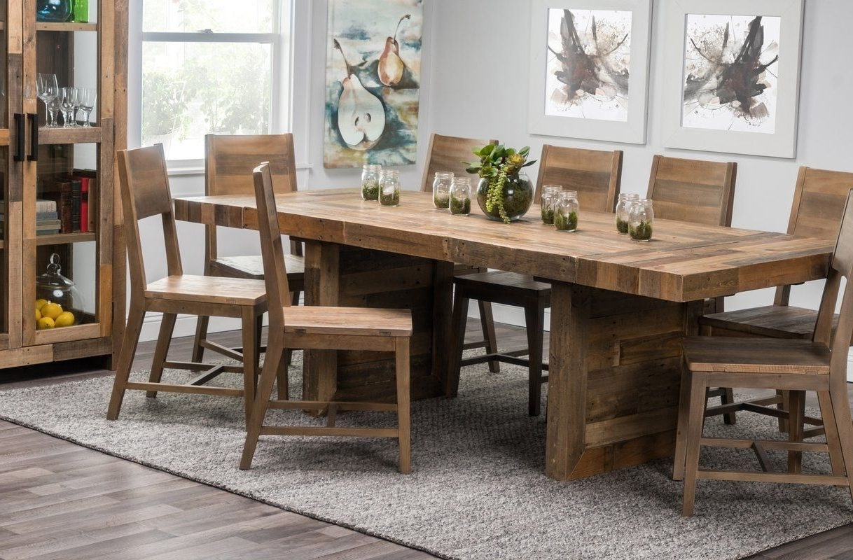 Latest Norman Extendable Dining Table (View 9 of 25)