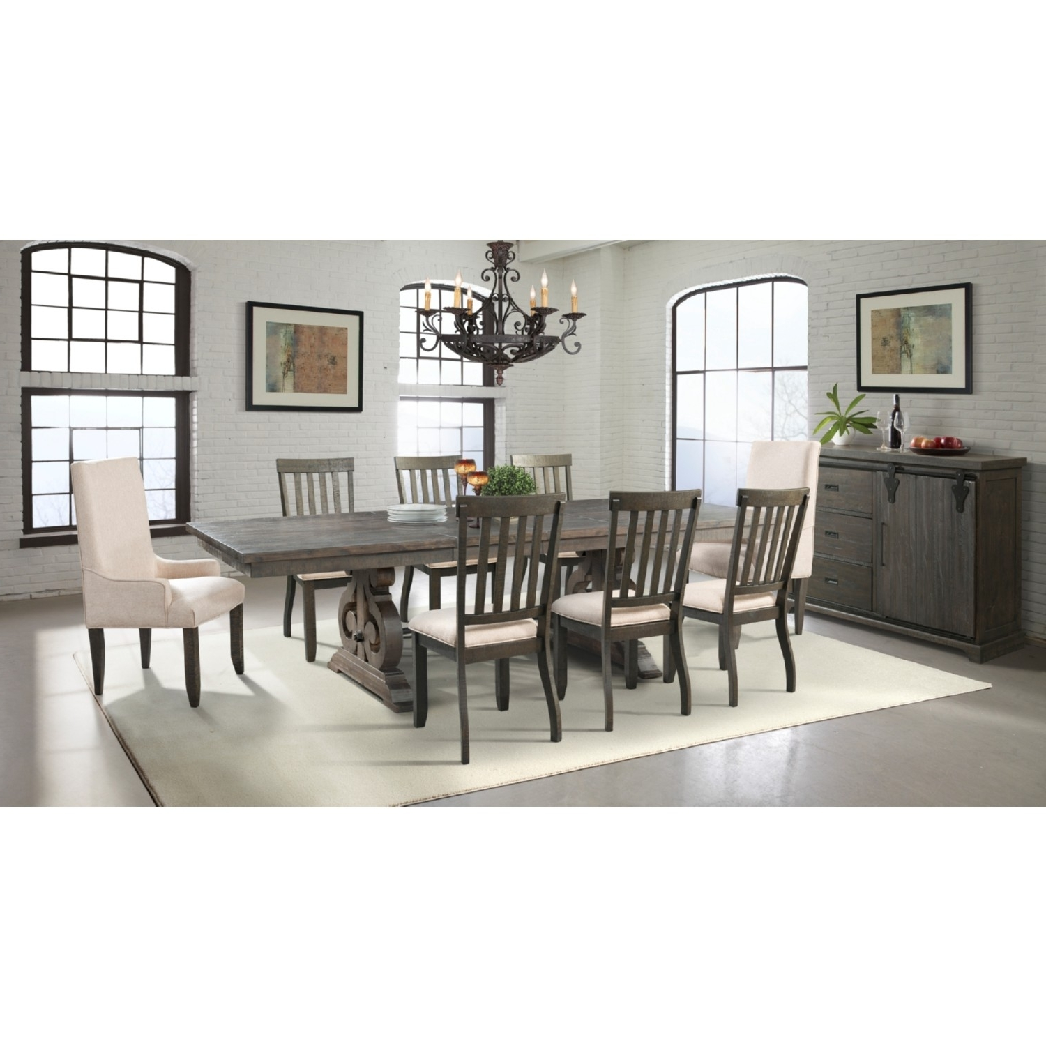 Latest Picket House Home Furnishings At Dynamic Home Decor Inside Gavin 7 Piece Dining Sets With Clint Side Chairs (View 10 of 25)