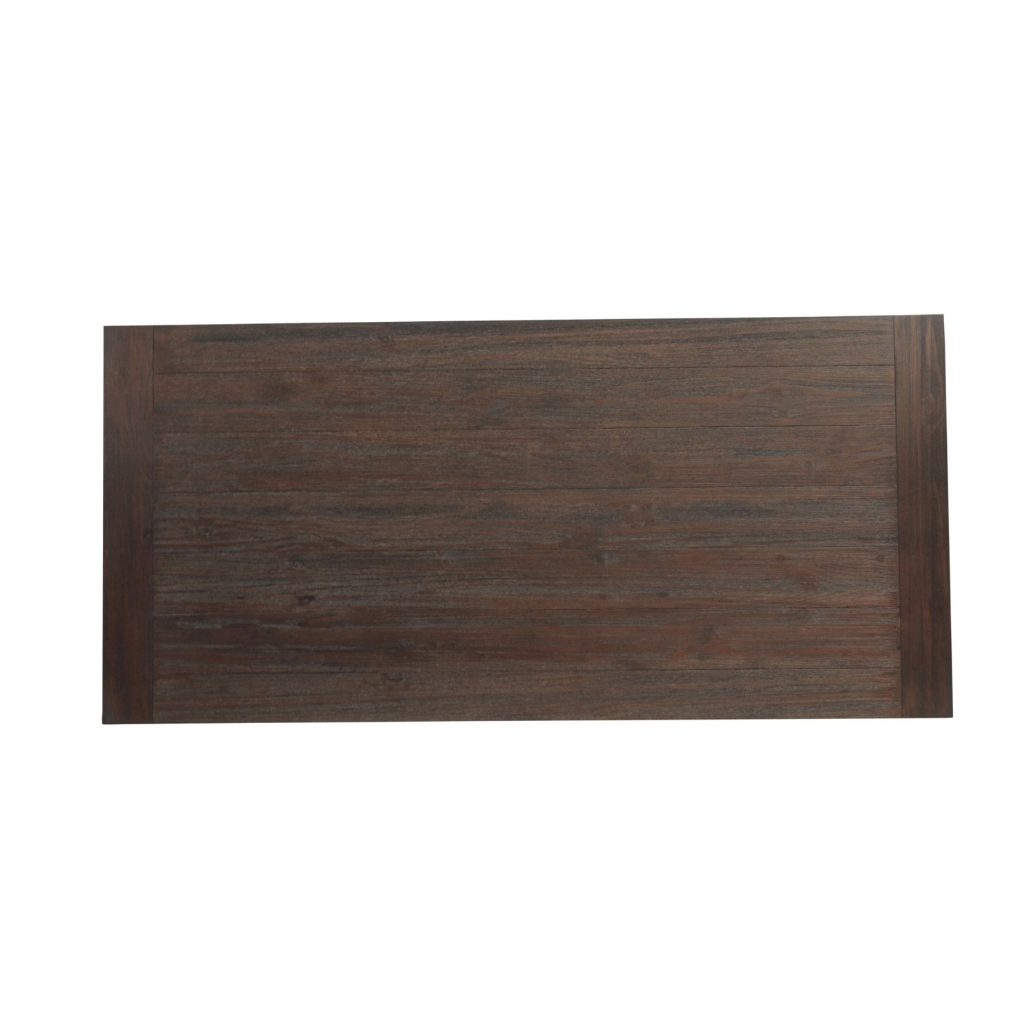 Latest Sand Large Dining Table – Pine Wood 40*84*30 W/ Dark Brown Finish In Dark Brown Wood Dining Tables (View 15 of 25)