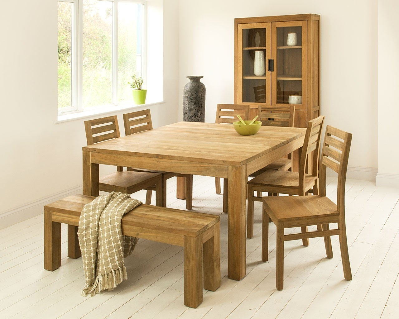 Featured Photo of Square Dining Tables