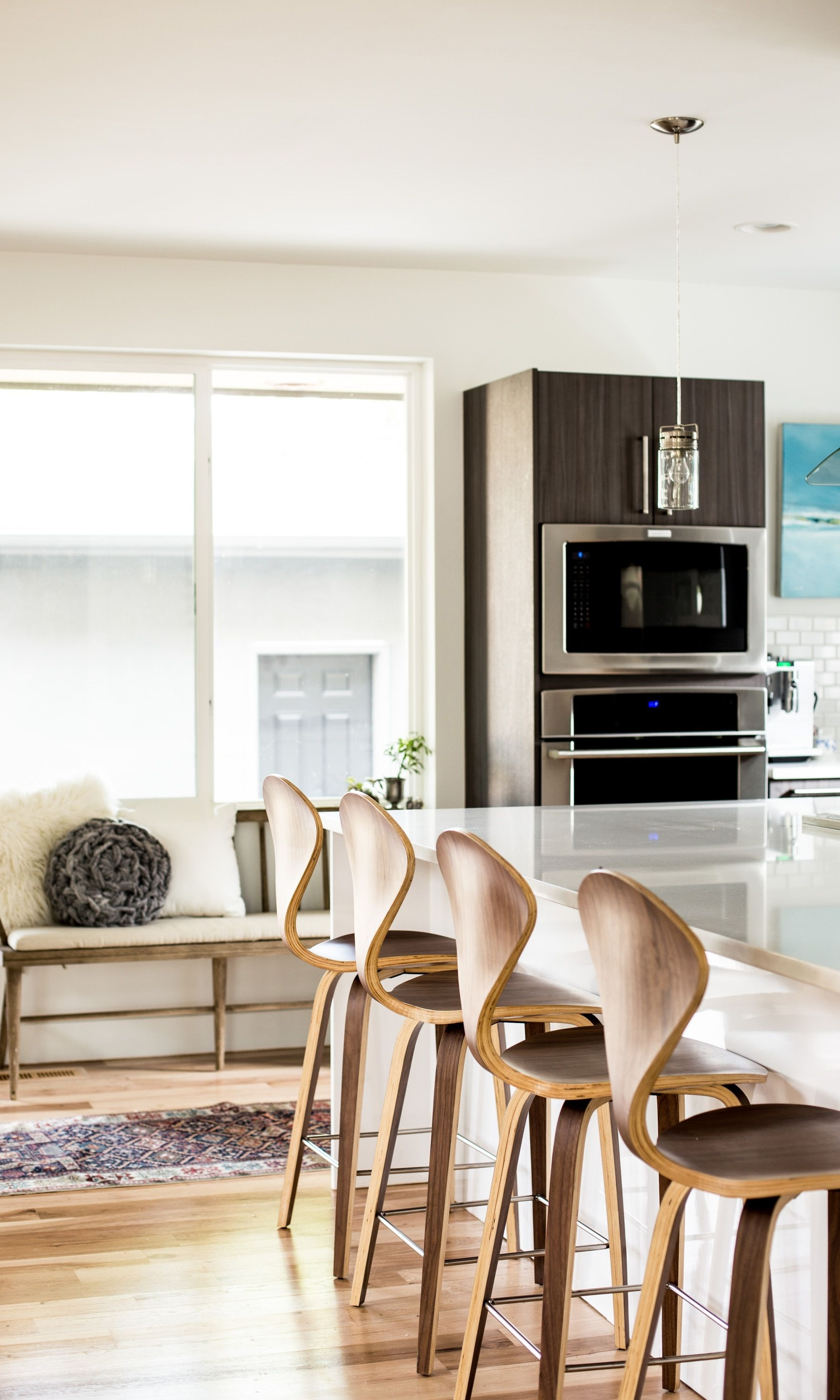 Laurent 7 Piece Counter Sets With Wood Counterstools Inside Most Recent Norman Counter Stool (View 6 of 25)