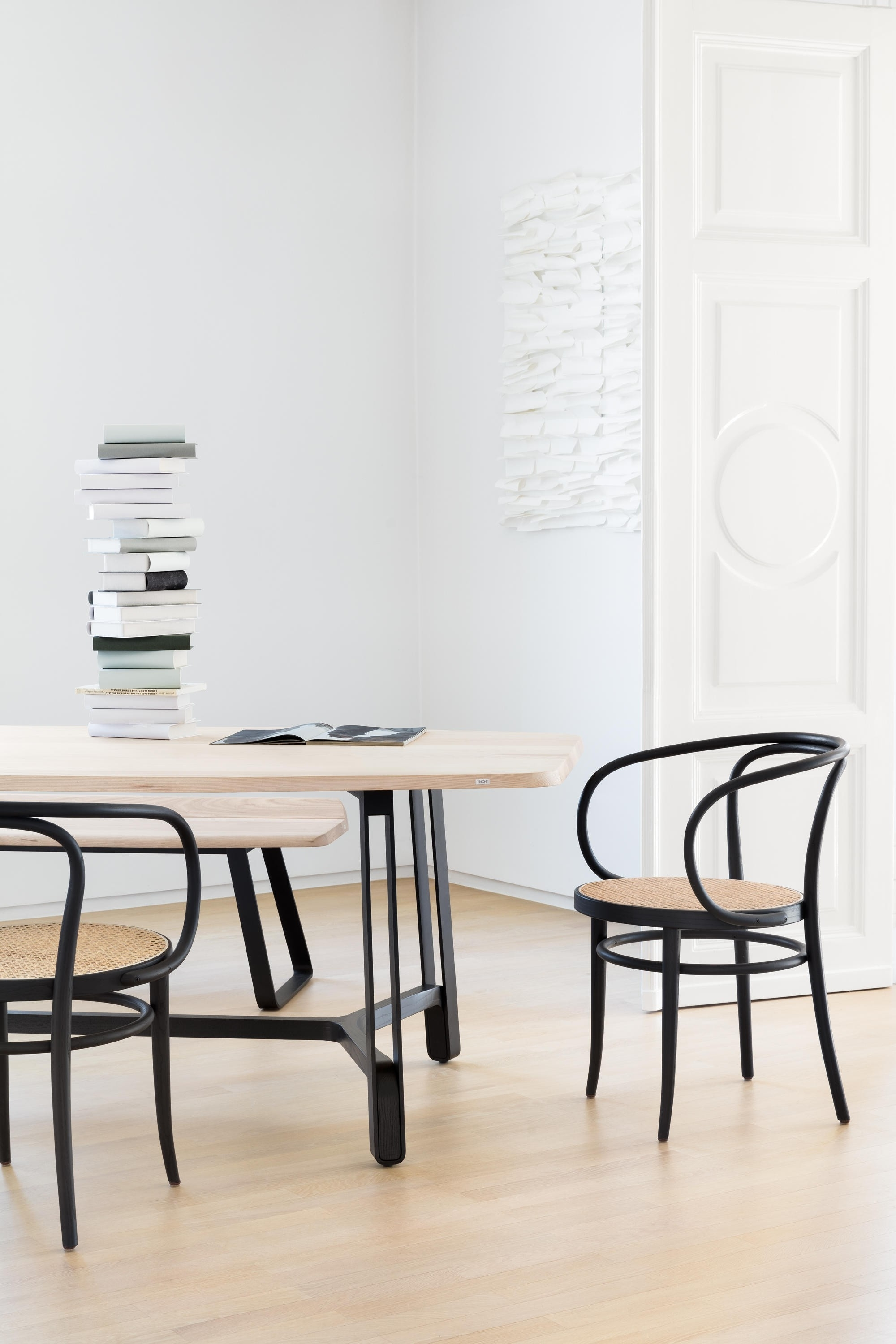 Lazio Dining Tables Intended For 2018 Lazio Dining Table New S 1092 Dining Tables From Thonet (View 11 of 25)