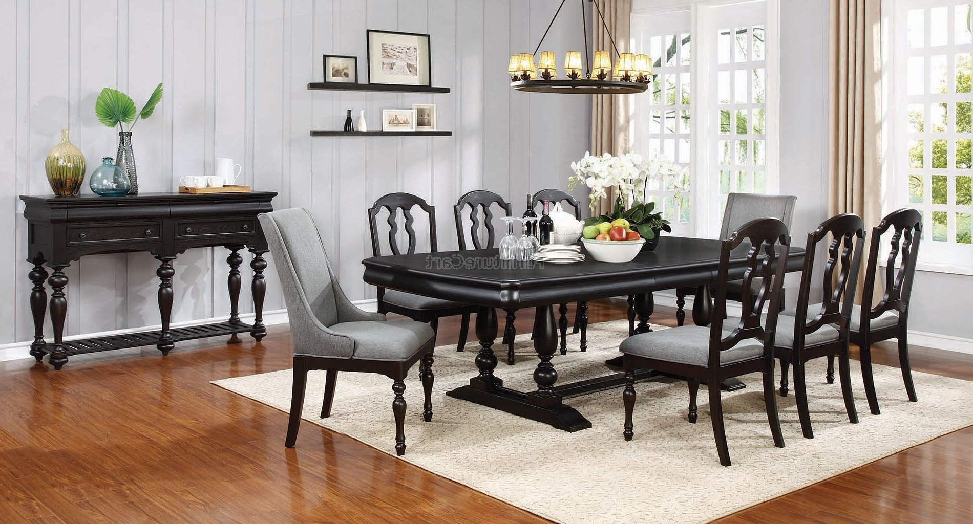 Leon Dining Room Set (View 2 of 25)