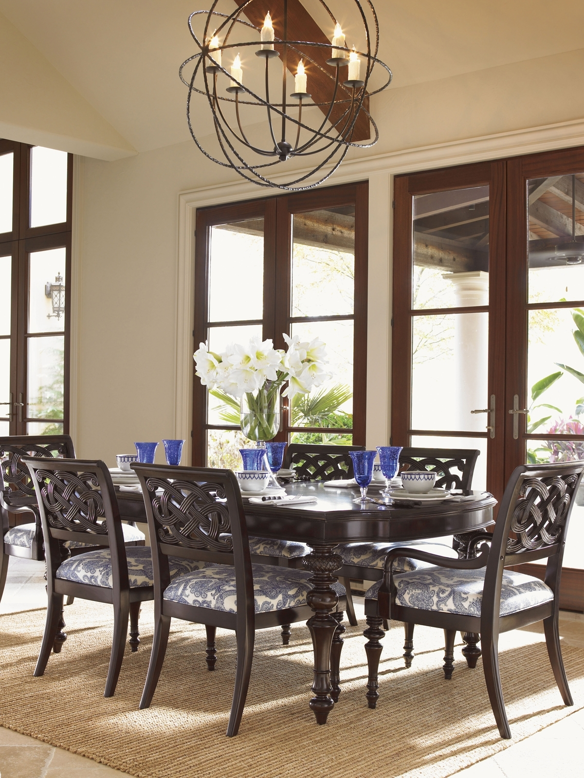 Lexington Home Brands Throughout Widely Used Royal Dining Tables (View 9 of 25)