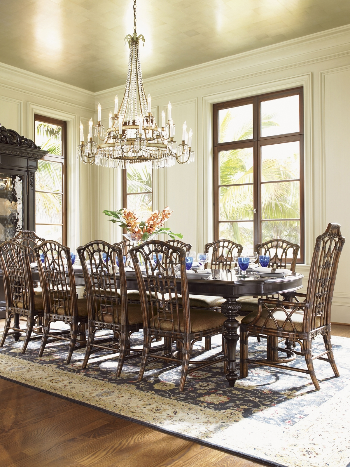 Lexington Home Brands With Regard To Royal Dining Tables (View 10 of 25)