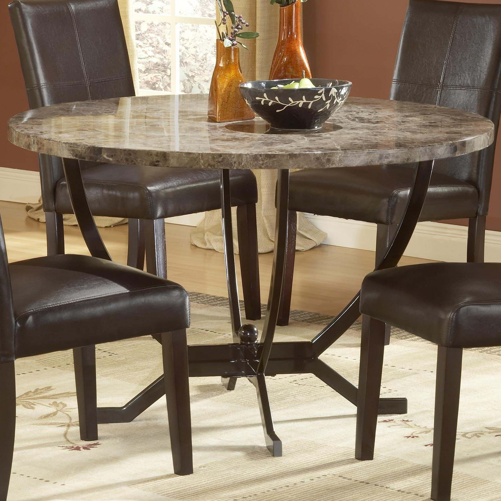 Lindy's Furniture Company With Regard To Well Known Lindy Espresso Rectangle Dining Tables (View 13 of 25)