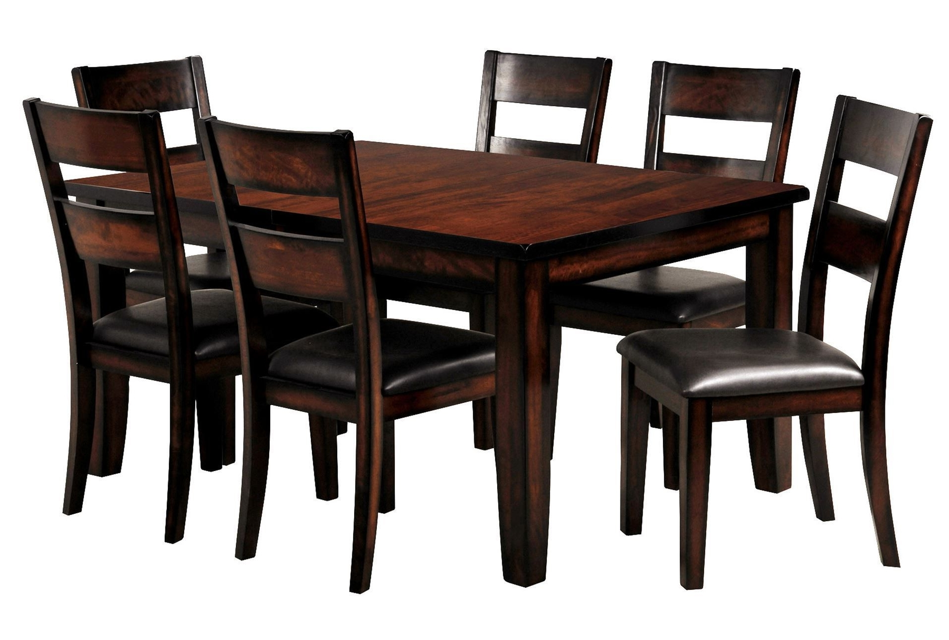 Living Spaces Dining Set (View 11 of 25)