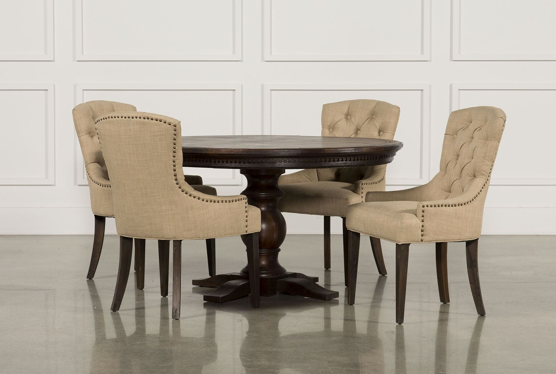Living Spaces Dining Table Set (View 23 of 25)