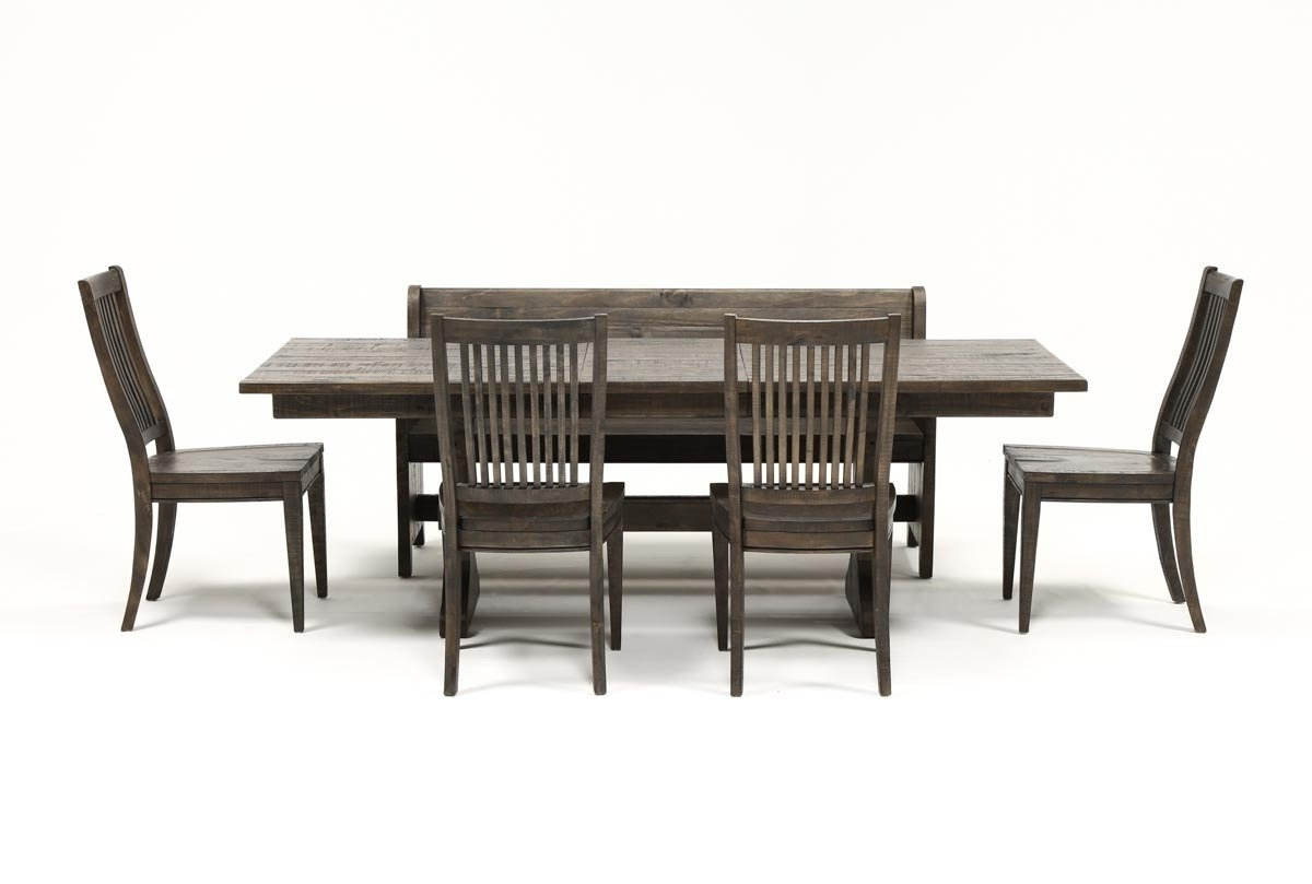 Featured Photo of Valencia 72 Inch 6 Piece Dining Sets