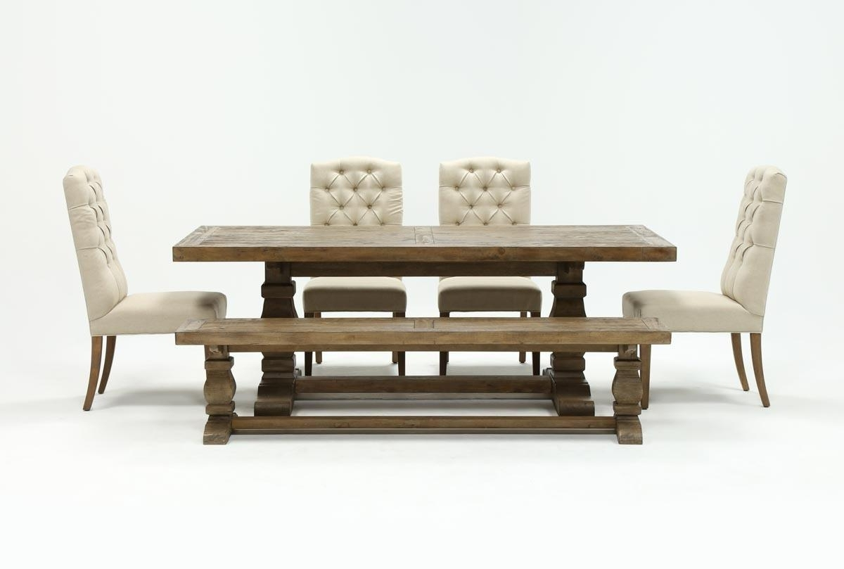 Featured Photo of Caden 6 Piece Rectangle Dining Sets