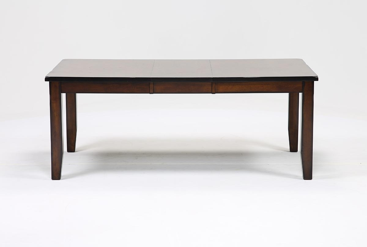 Living Spaces Inside Rocco Extension Dining Tables (View 12 of 25)