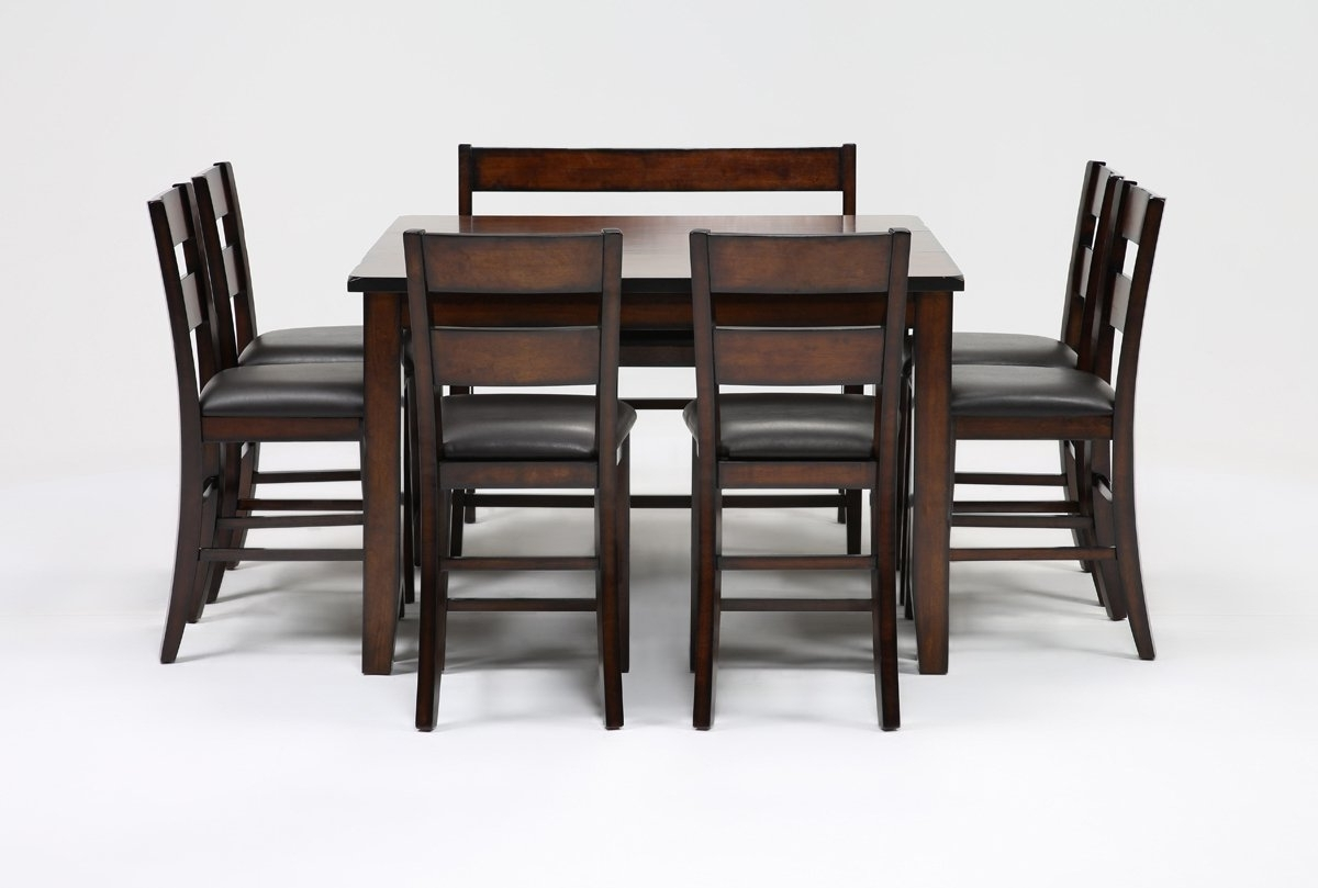 Featured Photo of Rocco 8 Piece Extension Counter Sets