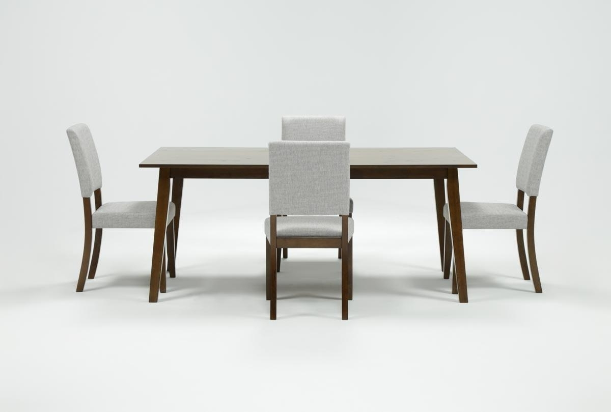 Living Spaces With Most Recently Released Cora 7 Piece Dining Sets (View 17 of 25)