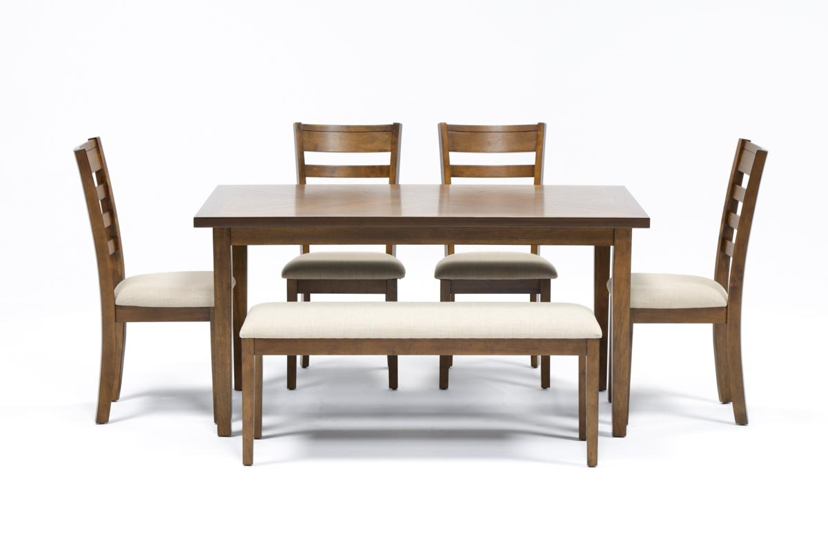 Featured Photo of Patterson 6 Piece Dining Sets