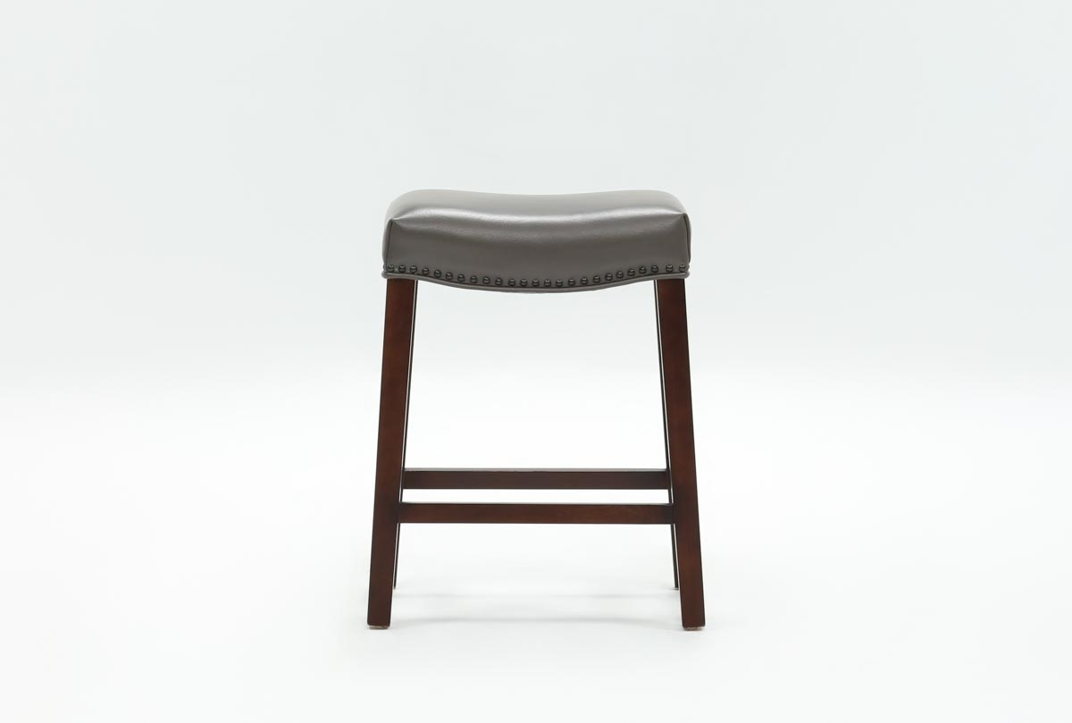 Living Spaces Within Most Recently Released Washed Old Oak & Waxed Black Legs Bar Tables (View 9 of 25)