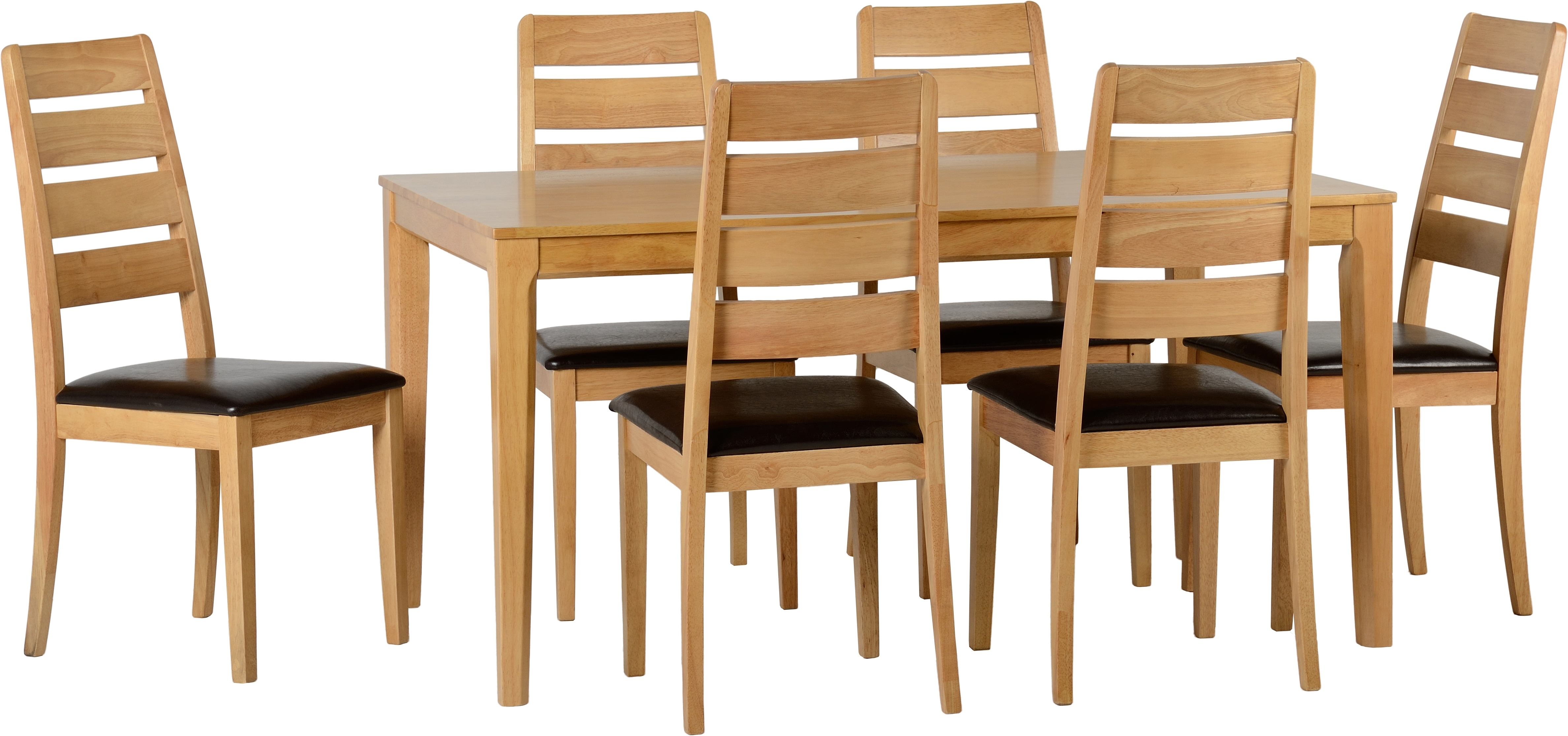 Logan 6 Piece Dining Sets Throughout Famous Wholesale Beds And Furniture (View 14 of 25)
