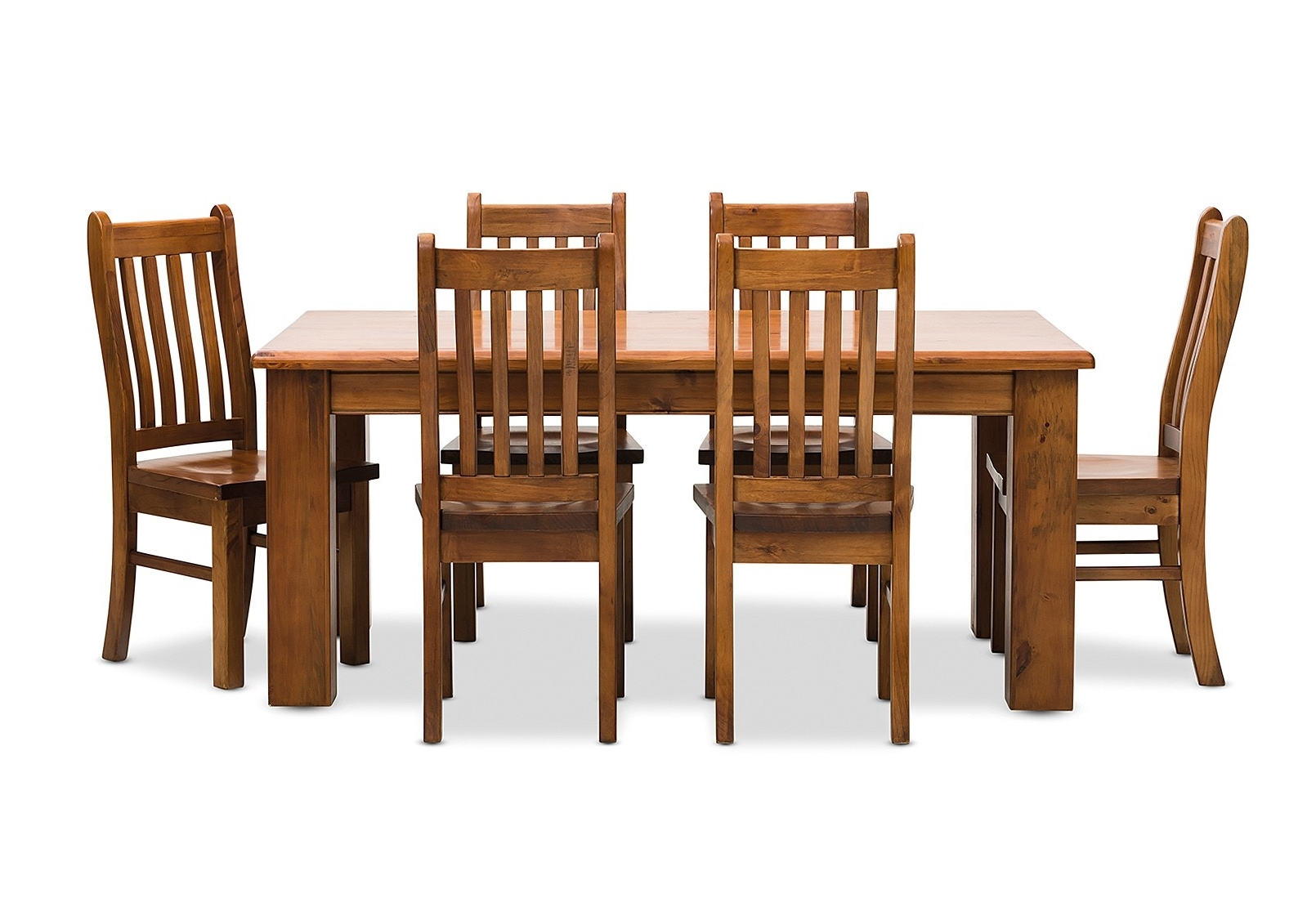 Logan 7 Piece Dining Sets With Widely Used Settler 7 Piece Dining Suite (View 24 of 25)